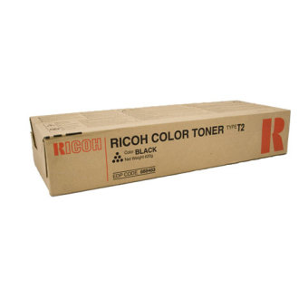 Originálny toner Ricoh 888483 (TypT2-Bk) (Čierný)