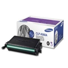 Toner do tiskárny Originálny toner SAMSUNG CLP-K660A (Čierny)