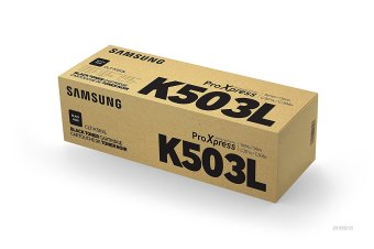 Originálny toner Samsung CLT-K503L (Čierny)