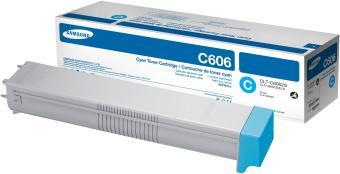 Originálny toner Samsung CLT-C6062S (Azúrový)
