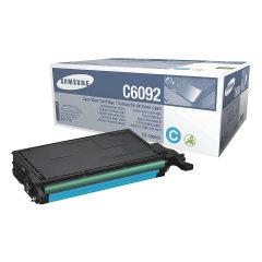 Toner do tiskárny Originálny toner Samsung CLT-C6092S (Azúrový)