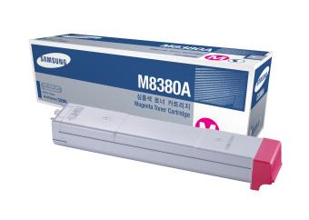 Originálny toner Samsung CLX-M8380A (Purpurový)