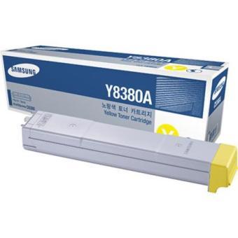 Originálny toner Samsung CLX-Y8380A (Žltý)