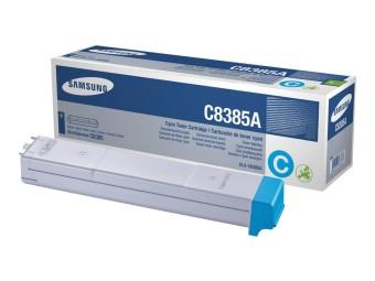 Originálny toner Samsung CLX-C8385A (Azúrový)