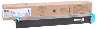 Originálny toner Sharp DX-25GTCA (Azúrový)