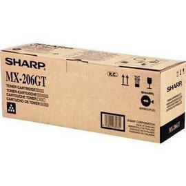Originálny toner Sharp MX206GT (Čierný)