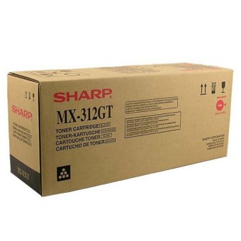 Originálny toner Sharp MX312GT (Čierný)