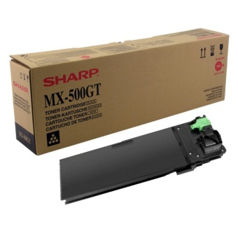 Originálny toner Sharp MX-500GT (Čierný)