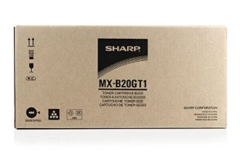 Originálny toner Sharp MXB20GT1 (Čierný)