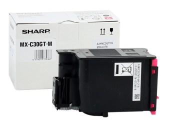 Originálny toner Sharp MX-C30GTM (Purpurový)