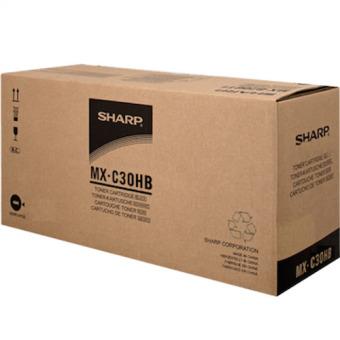 Originálna odpadová nádobka Sharp MX-C30HB