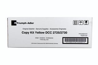 Originálny toner TRIUMPH ADLER TK-Y2725 (Žltý)