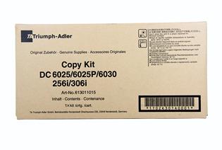 Originálny toner TRIUMPH ADLER 613011015 (Čierny)