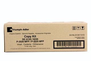 Originálny toner TRIUMPH ADLER 613511015 (Čierny)