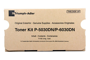 Originálny toner TRIUMPH ADLER TK-P5030 (Čierny)