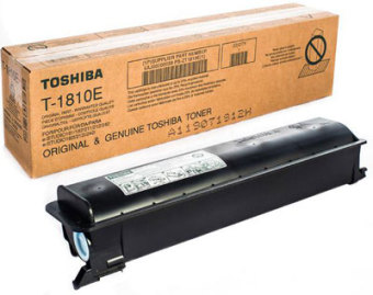 Originálny toner Toshiba T1810E (Čierny)
