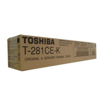 Originálny toner Toshiba T281CE K (Čierny)