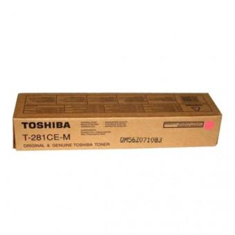 Originálny toner Toshiba T281CE M (Purpurový)