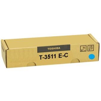 Originálny toner Toshiba T3511E C (Azúrový)