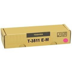 Toner do tiskárny Originálny toner Toshiba T3511E M (Purpurový)