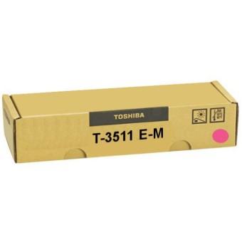 Originálny toner Toshiba T3511E M (Purpurový)