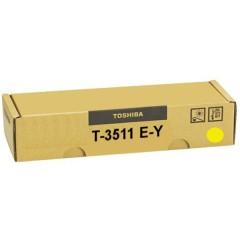 Toner do tiskárny Originálny toner Toshiba T3511E Y (Žltý)