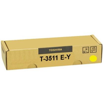 Originálny toner Toshiba T3511E Y (Žltý)