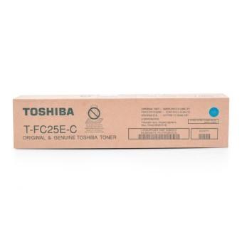 Originálný toner Toshiba TFC25E C (Azúrový)