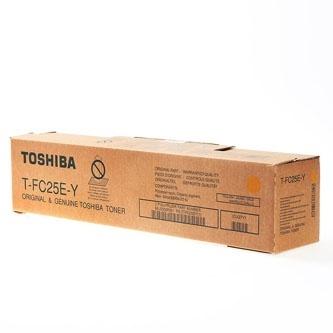Originálný toner Toshiba TFC25E Y (Žltý)