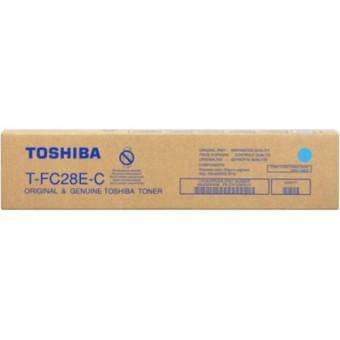 Originálný toner Toshiba TFC28E C (Azúrový)