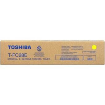 Originálný toner Toshiba TFC28E Y (Žltý)
