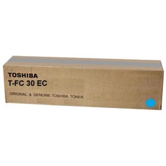 Originálny toner Toshiba TFC30E C (Azúrový)