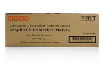 Originálny toner UTAX CD-1016 (Čierny)
