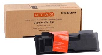 Originálny toner UTAX 611810015 (611810010) (Čierny)
