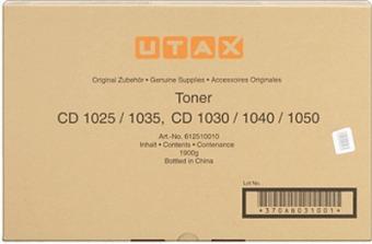Originálny toner UTAX CD-1025 (Čierny)