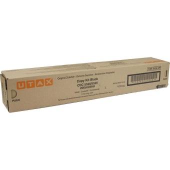 Originálny toner UTAX 652511010 (Čierny)