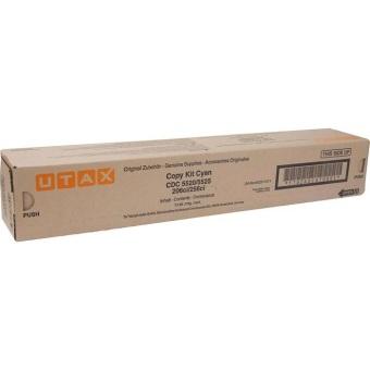 Originálny toner UTAX 652511011 (Azúrový)