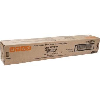 Originálny toner UTAX 652511016 (Žltý)