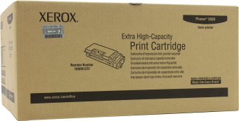 Originálny toner XEROX 106R01372 (Čierny)