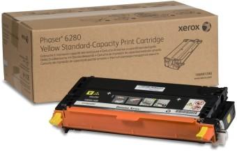 Originálny toner XEROX 106R01390 (Žltý)