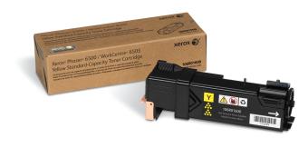 Originálny toner Xerox 106R01600 (Žltý)