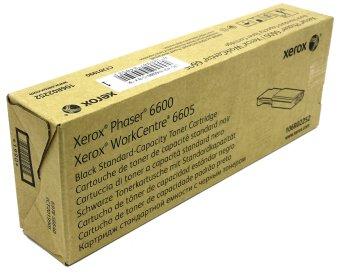 Originálny toner XEROX 106R02252 (Čierny)