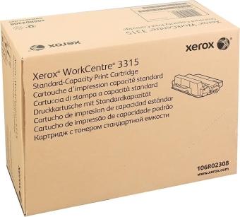 Originálny toner Xerox 106R02308 (Čierny)
