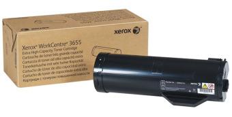 Originálný toner Xerox 106R02741 (Čierný)