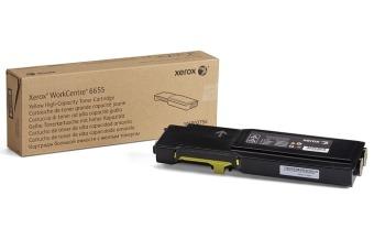 Originálny toner XEROX 106R02754 (Žltý)