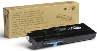 Originálny toner XEROX 106R03510 (Azúrový)