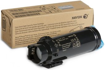 Originálný toner XEROX 106R03693 (Azúrový)