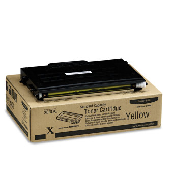 Originálny toner XEROX 106R00678 (Žltý)