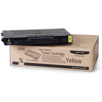 Originálny toner XEROX 106R00682 (Žltý)