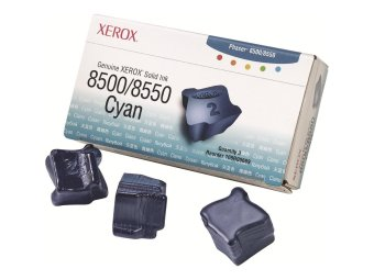 Originálny tuhý atrament XEROX 108R00669 (Azúrový)